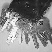 Image of Keys + Case 378