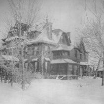 Image of Howell-DeMott-Mettler House, East Millstone, NJ -