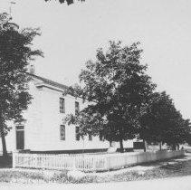 Image of Reformed Church, Middlebush, NJ  (c. 1910) -
