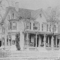 Image of Old Parsonage, Middlebush, NJ (c. 1910) -