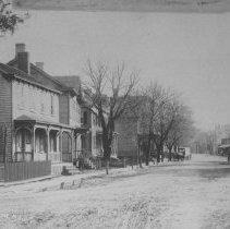 Image of Market Street, East Millstone, NJ (c. 1910) -
