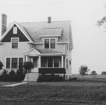 Image of House in Middlebush, NJ (c. 1935) -