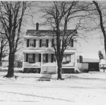 Image of Russell Totten House, Middlebush, NJ (c. 1935) -