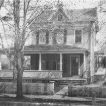 Image of Lewis Stryker House, Middlebush, NJ (1935) -