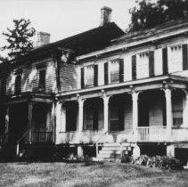 Image of Henry Vroom DeMott House, Somerset, NJ (c. 1965) -