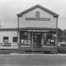 Image of Elmer T. Smith, General Merchandise and Post Office, Middlebush, NJ (c. 1930s) -