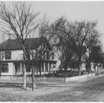 Image of Brokaw-Voorhees-Smith House, Middlebush, NJ (c. 1910) -