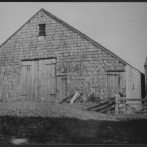 Image of John Smith's Dutch Barn near Nine Mile Run, NJ  (1904) -