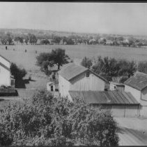 Image of Birds-eye View Pleasant Plains, NJ (c.1900s) -