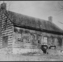 Image of Cornelius Simonson House in Griggstown (c. 1950) -