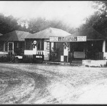 Image of S. Berven Store, Griggstown, NJ (c. 1930) -