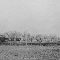 Image of Railroad Tracks, Middlebush, NJ -