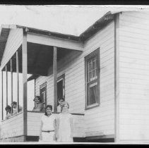 Image of Bungalow of John and Marie Langfeldt at Norseville, NJ (c.1926) -