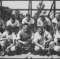 Image of Norseville Vikings Baseball Team, Griggstown, NJ (1941) -