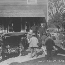 Image of Governor John Franklin Fort in East Millstone, NJ (c. 1908) -