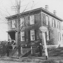 Image of Smith-Merrill House, East Millstone, NJ (c. 1910) -