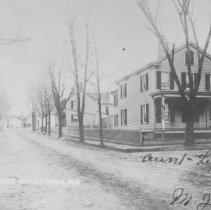 Image of Intersection, East Millstone, NJ (c. 1910) -