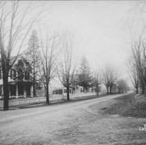 Image of Wortman Street, East Millstone, NJ (c. 1909) -