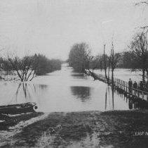 Image of High Water, East Millstone, NJ (1910) -