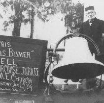 Image of Famous Blymer Bell, East Millstone, NJ (1909) -