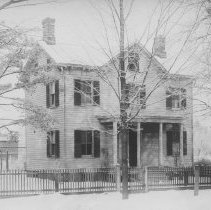 Image of House in East Millstone, NJ (c. 1910) -