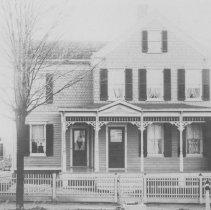 Image of House in East Millstone, NJ (c. 1910) -