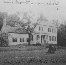 Image of House in East Millstone, NJ (c. 1907) -