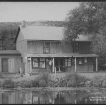 Image of Nordenbrook's General Store and Post Office, Blackwell's Mills, NJ (c. 1910) -