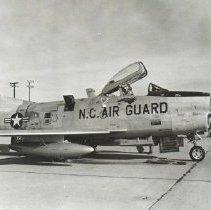 Image of NC Air National Guard F-86L - 1995.30.01