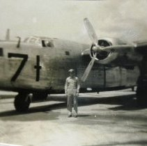 Image of B-24 Photo during WWII - 1997.117.01