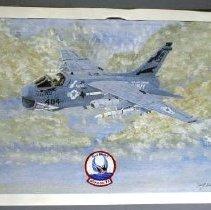 "Image of A-7 II Corsair   ""404"" - 2006.39"