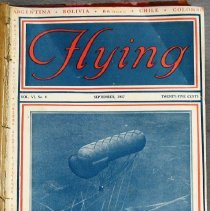 "Image of Aviation Magazine: ""Flying Magazine"" - 0002.1917.01.Flying Magazine"