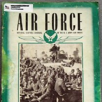 "Image of Aviation Magazine: ""Air Force Magazine"" - 0002.1943.01 Air Force Magazine"