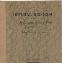 Image of 1996.007.0020 - Records
