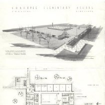 Image of Drawing, Architectural, Shakopee Elementary School