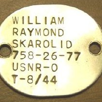 Image of Tag, Identification