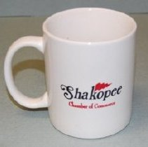 Image of Mug, Shakopee Chamber of Commerce