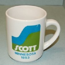 Image of Mug, Scott County