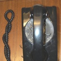 Image of Telephone, Lenzmeier House