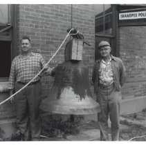 Image of Photo, Shakopee Fire Dept Bell