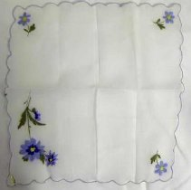 Image of 2003.012.0007 - Handkerchief
