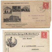 Image of 2003.025.0001AD - Correspondence