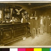 Image of Photo, Belle Plaine Bar Scene