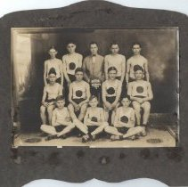 Image of Photo, Belle Plaine Scout Basketball Team