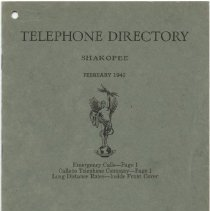 Image of 2005.055.0014 - Directory, Telephone