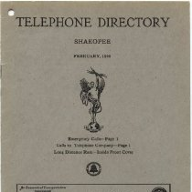 Image of 2005.055.0017 - Directory, Telephone