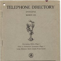 Image of 2005.055.0020 - Directory, Telephone