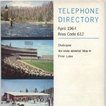 Image of 2005.055.0035 - Directory, Telephone