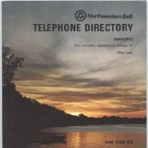 Image of 2005.055.0040 - Directory, Telephone