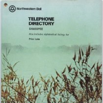 Image of 2005.055.0041 - Directory, Telephone